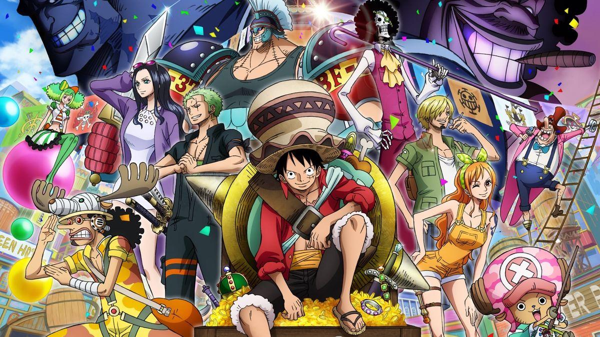 One Piece: Stampede - Long-métrage d'animation (2019 ...