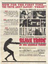 Affiche Les esclaves existent toujours