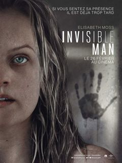 Affiche Invisible Man