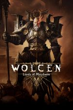 Jaquette Wolcen : Lords of Mayhem