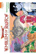 Couverture Dragon Quest : Emblem of Roto, tome 4