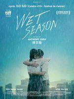 Affiche Wet Season