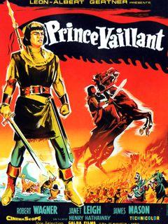 Affiche Prince Vaillant