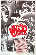 Affiche Wild Wild World