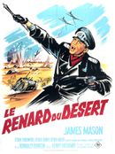 Affiche Le Renard du désert