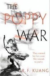 Couverture The Poppy War