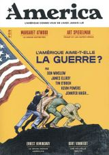 Couverture America n°12