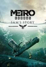 Jaquette Metro Exodus : Sam's Story