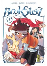 Couverture Booksterz, tome 1