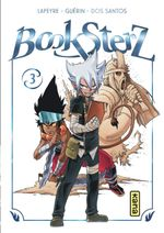 Couverture Booksterz, tome 3