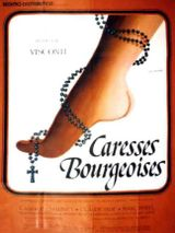 Affiche Caresses bourgeoises