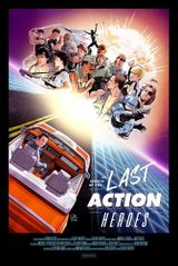 Affiche In Search of the Last Action Heroes