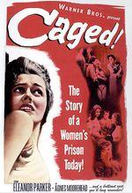 Affiche Femmes en cage