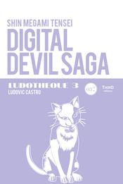 Couverture Ludothèque n°3: Digital Devil Saga