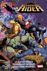 Couverture Le Cosmic Ghost Rider détruit l'univers Marvel