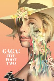 Affiche Gaga: Five Foot Two
