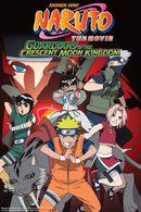 Affiche Naruto : Mission spéciale au Pays de la Lune
