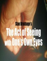 Affiche The Act of Seeing with One's Own Eye