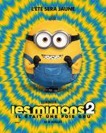Affiche Les Minions 2 : Il était une fois Gru