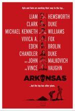 Affiche Arkansas