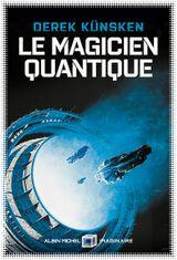 Couverture Le Magicien quantique