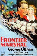 Affiche Frontier Marshal