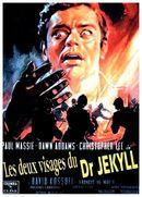 Affiche Les deux visages du Dr Jekyll