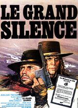 Affiche Le Grand Silence