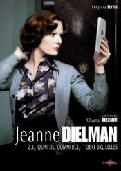 Affiche Jeanne Dielman 23, quai du commerce, 1080 Bruxelles