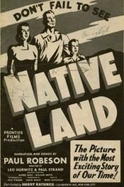 Affiche Native Land