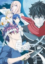 Affiche Food Wars ! The Fifth Plate