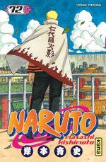 Couverture Naruto Uzumaki !! - Naruto, tome 72