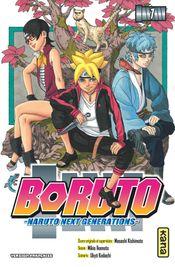 Couverture Boruto : Naruto Next Generations