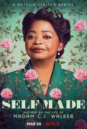 Affiche Self Made : D'après la vie de Madam C.J. Walker