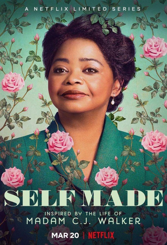 Self Made : D'après la vie de Madam C.J. Walker - Série (2020)