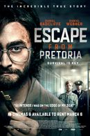 Affiche Escape from Pretoria