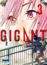 Couverture Gigant, tome 3