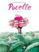 Couverture Débutante - Pucelle, tome 1