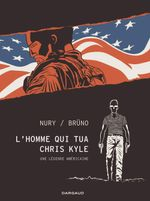 Couverture L'homme qui tua Chris Kyle