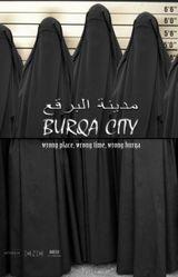 Affiche Burqa City