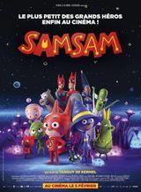Affiche SamSam