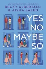 Couverture Yes, No, Maybe So