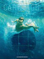 Couverture Kane - Carthago, tome 11