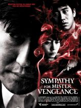 Affiche Sympathy for Mister Vengeance