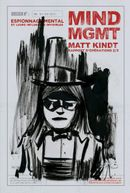 Couverture Mind MGMT Rapport d'opération 2/3 : Espionnage mental et son incidence collective