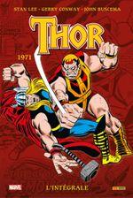 Couverture 1971 - Thor : L'Intégrale, tome 13
