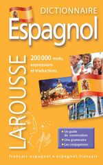 Couverture Dictionnaire Espagnol
