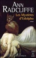Couverture Les Mystères d'Udolphe