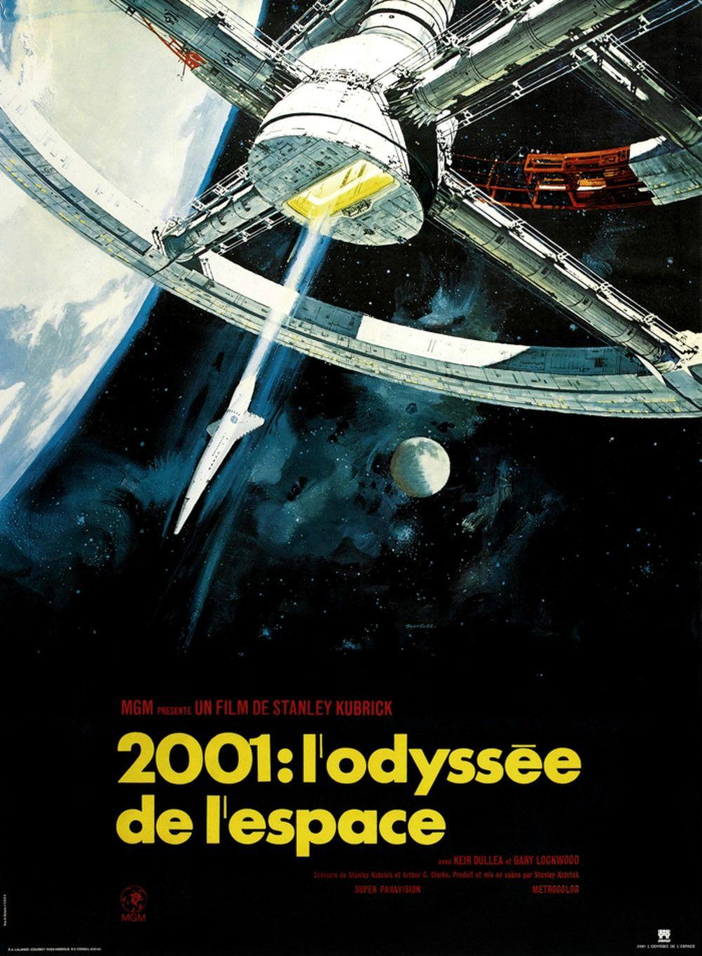 2001 l odyssee de l espace