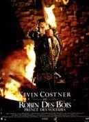 Affiche Robin des bois, prince des voleurs